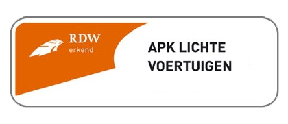 RDW APK Lichte Voertuigen