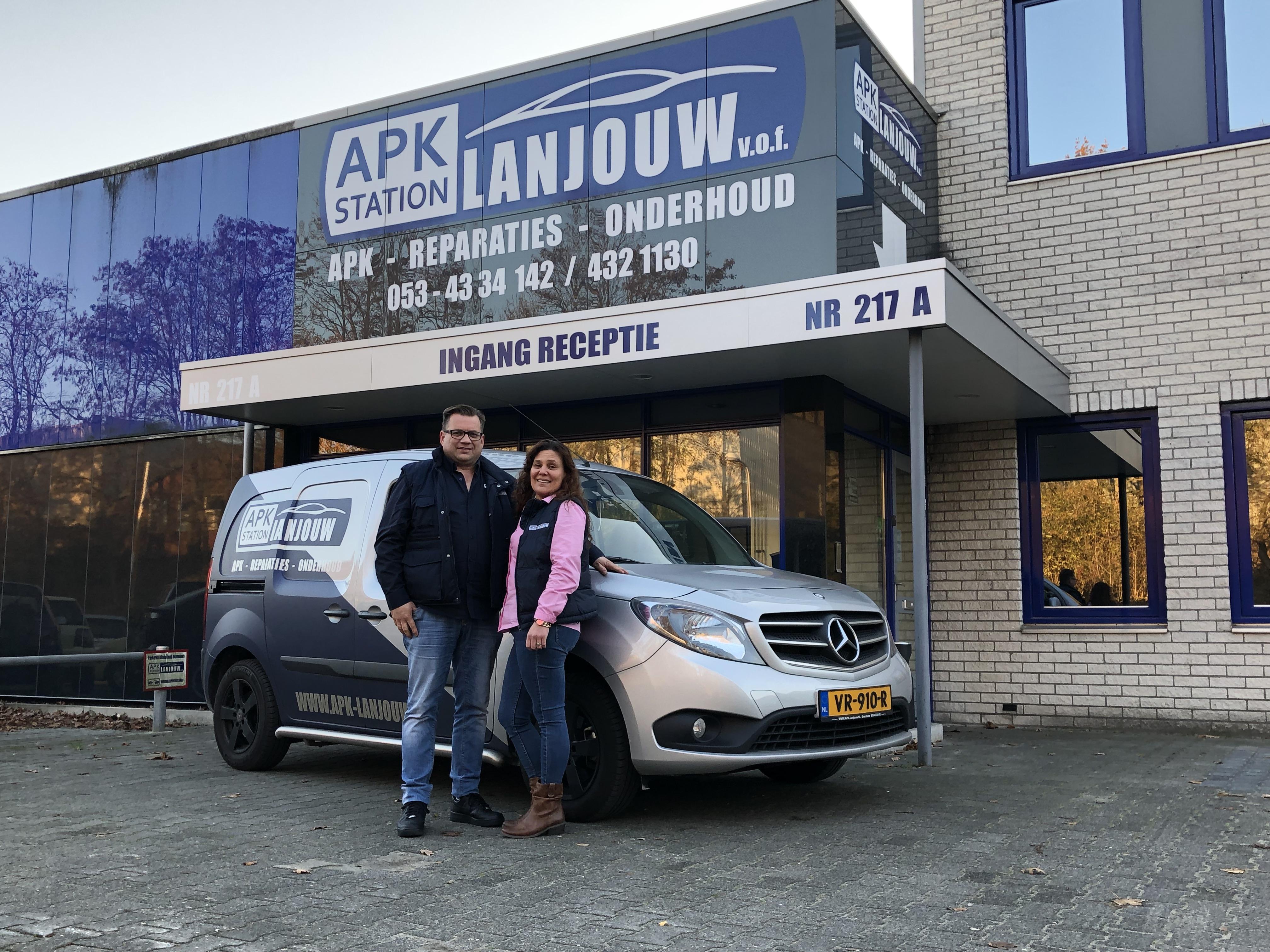 APK Lanjouw Enschede Diensten APK Keuring